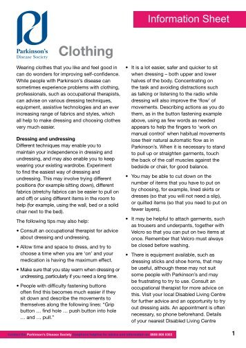 Keeping A Diary: For Carers Information Sheet   - Parkinson'S Uk