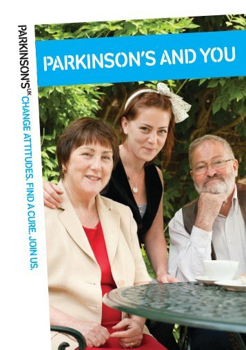 Parkinson's and you booklet (PDF, 2MB) - Parkinson's UK
