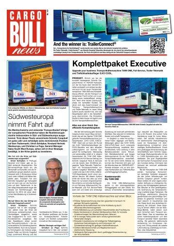 CargoBULL News Nr. 43