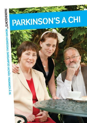 Parkinson's and you booklet - Welsh language ... - Parkinson's UK