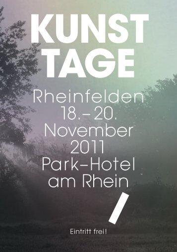 Eintritt frei! - Parkresort Rheinfelden