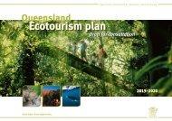 Queensland Ecotourism plan 2013 - Department of National Parks ...