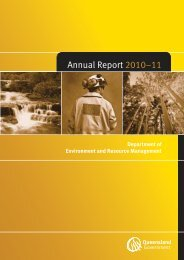 DERM Annual Report 1 July 2010–30 June 2011 - Department of ...