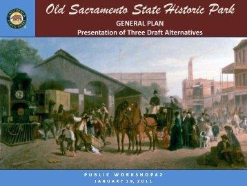 Old Sacramento State Historic Park - California State Parks