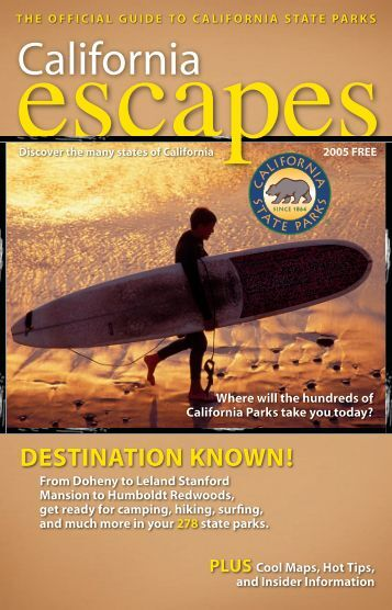 1 - California State Parks - State of California