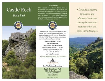 Castle Rock - California State Parks