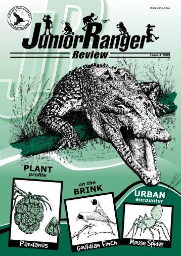 Junior Ranger Review - Parks and Wildlife Commission NT