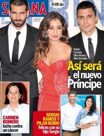 Revista Semana 21-05-2014