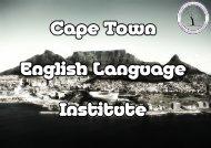 Cape Town English Language Institute