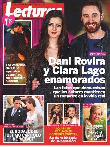 Revista Lecturas 21-05-2014