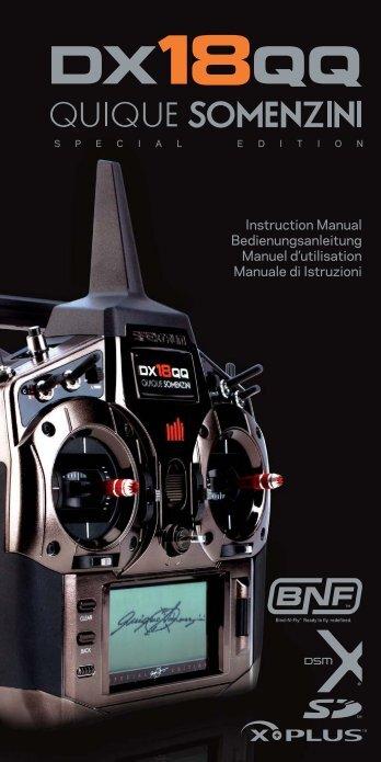 37743 SPM DX18_QQ_Manual.indb - Spektrum