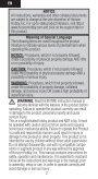 Function Module Manual Funktionsmodule Manual ... - Spektrum - Page 2
