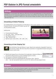 PDF-Dateien in JPG-Format umwandeln