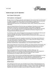 Abstimmungen vom 24. September - Schweizer Parlament