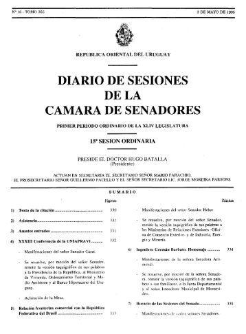 C mara de senadores pt manuel bartlett d az ana gabriela for La camara de senadores