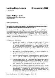 Landtag Brandenburg Drucksache 5/7022