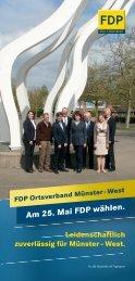 FDP Münster-West