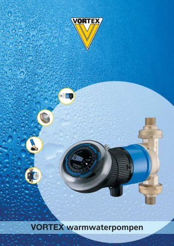 VORTEX warmwaterpompen - Deutsche Vortex Gmbh & Co. KG