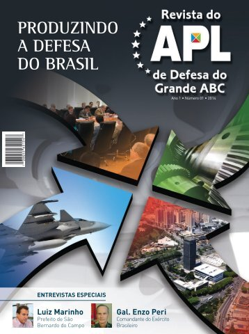 PRODUZINDO A DEFESA DO BRASIL
