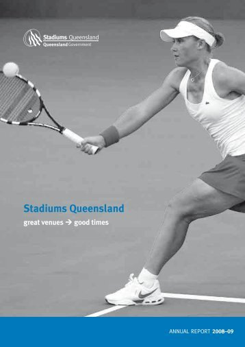 Stadiums Queensland - Queensland Parliament - Queensland ...