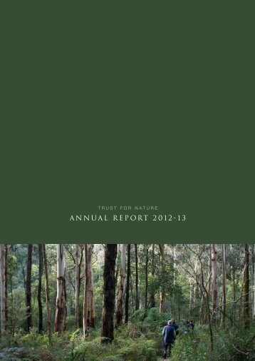 ANNUAL REPORT 2012-13 - Parliament of Victoria