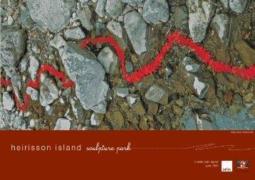Heirisson Island Report june 09.indd - Parliament of Western Australia