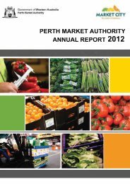 Annual Report 2012 - Parliament of Western Australia