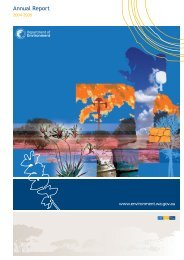 Annual Report 2004-2005 - Parliament of Western Australia