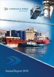 Annual Report 2010 - Parliament of Western Australia