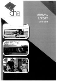 Annual Report 2010–2011( Tabled Paper Number 3992)