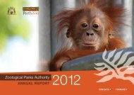 Zoological Parks Authority - Parliament of Western Australia - The ...