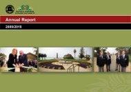 Annual Report 2009-2010 - Parliament of Western Australia