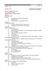 VALUE ADDED TAX ACT Vol.23 No.12 - Zimbabwe Parliament