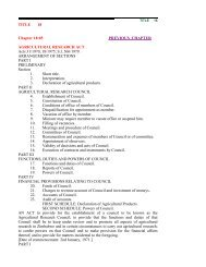 AGRICULTURAL RESEARCH ACT VOl.18 No.05 - Zimbabwe ...
