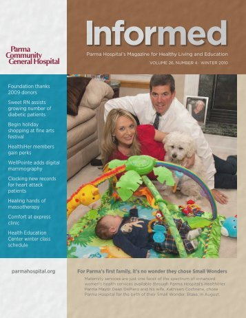 Informed Magazine - Winter 2010.pdf - Parma Community General ...