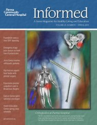 Informed - Parma Community General Hospital