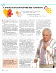 Neurosurgeon joins Spine Center Miraculous recovery for cardiac ... - Page 4