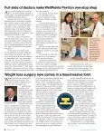Neurosurgeon joins Spine Center Miraculous recovery for cardiac ... - Page 6
