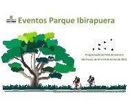 Eventos Parque Ibirapuera