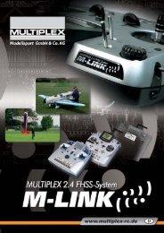 ROYALpro M-LINK - Modellsport Schweighofer