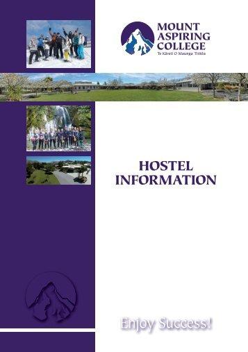 MAC Hostel Information