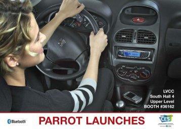 Parrot CESpostcard R1
