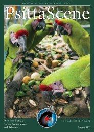 PsittaScene - World Parrot Trust