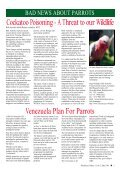 World Parrot Trust in action - Page 5
