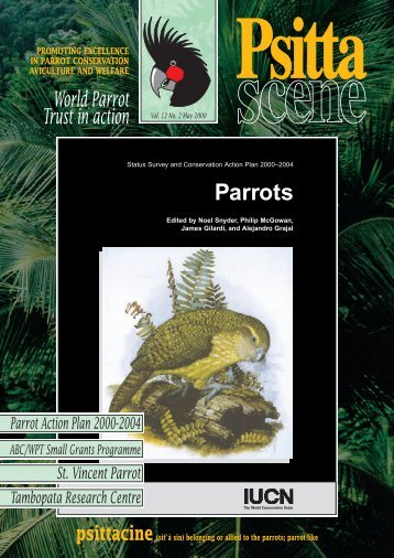 Parrots - World Parrot Trust