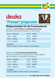"""""""Fresser""""programm"""