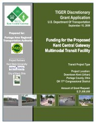 Funding for the Proposed Kent Central Gateway Multimodal Transit ...
