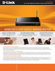 WIRELESS G Voip ADSL2+ Modem Router - Pram.cz