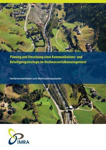 Planung und Umsetzung einer Kommunikations- und ... - Partizipation