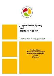 Jugendbeteiligung und digitale Medien - Partizipation